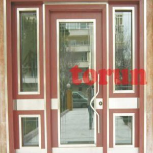 Apartment exterior doors