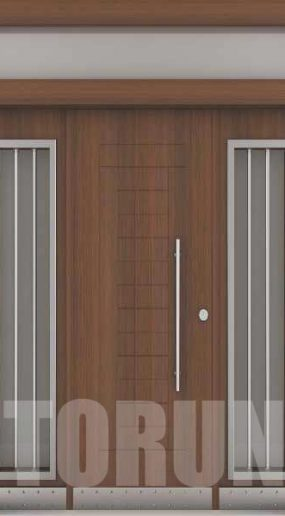 Apartment Entrance Door