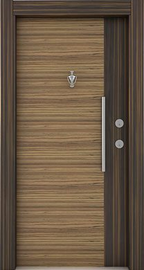 Laminate luxury door ebony duvet