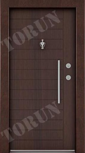 Full safe steel door